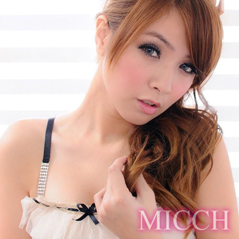 【MICCH】四方排鑽閃耀捷克鑽石肩帶*百搭黑織帶*