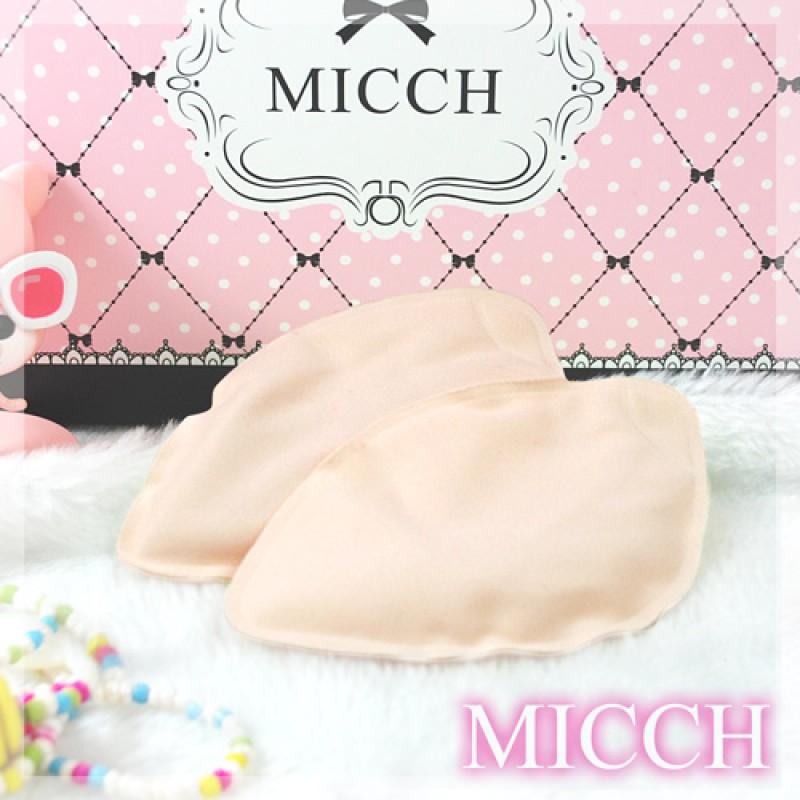 MICCH 台灣製水感舒柔胸墊(共三色)