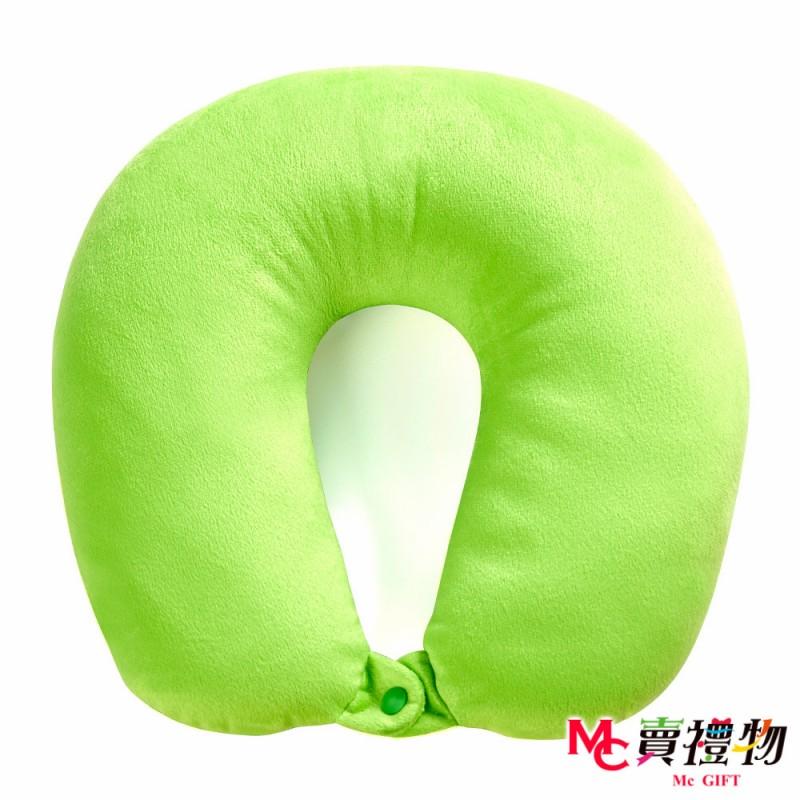 Mc賣禮物-MIT超微粒科技U型頸枕-南洋花季【P1061U】