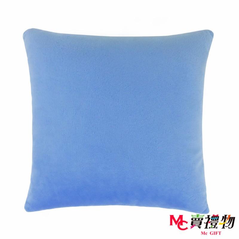 Mc賣禮物-MIT超微粒科技方形抱枕-唯美花鹿【P1043S】